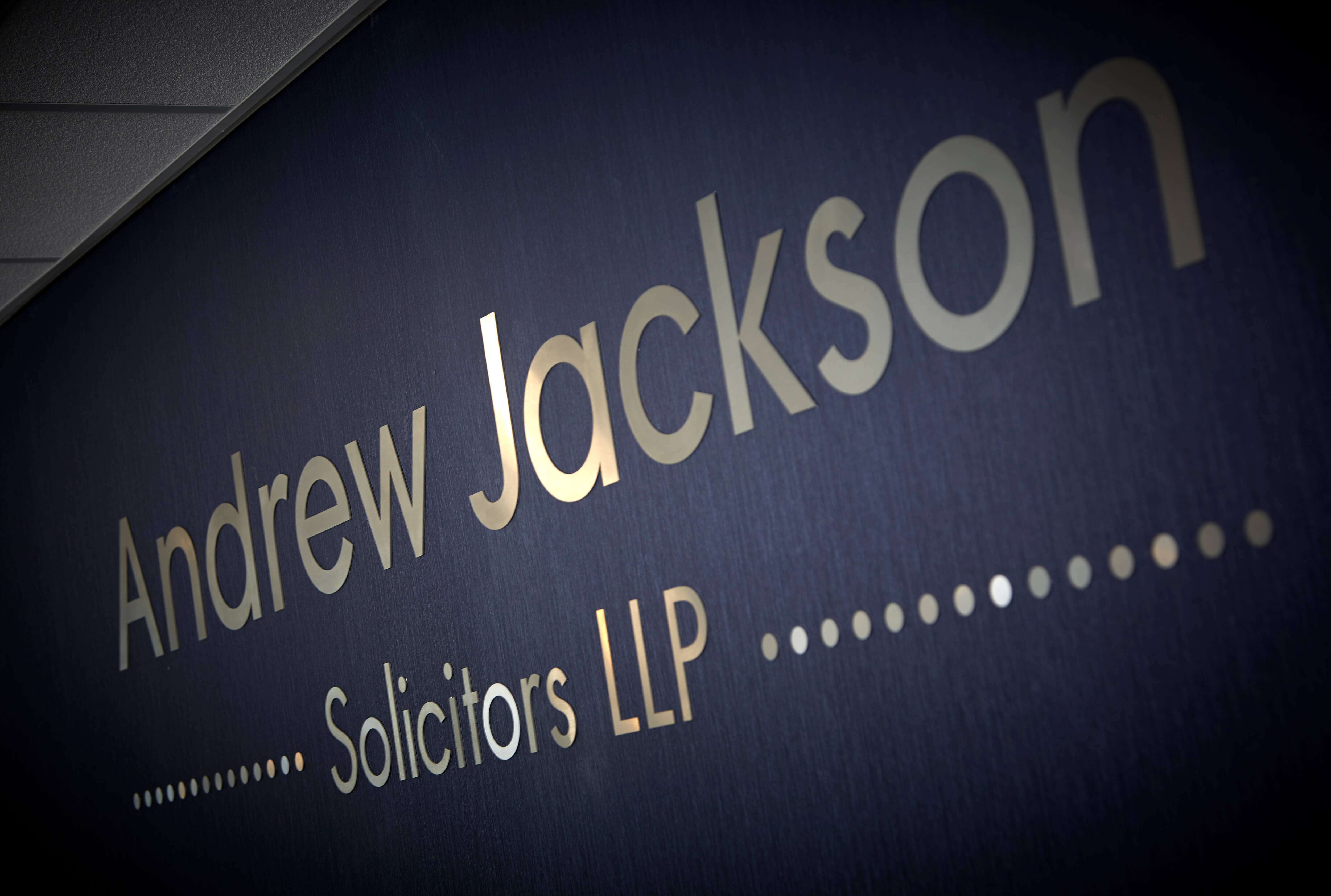 Andrew Jackson kicks off the new financial year with the appointment of two new partners