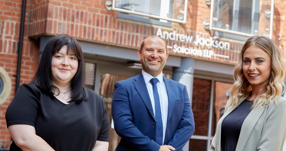 Appointments Strengthen Andrew Jackson's Employment and Compliance Teams