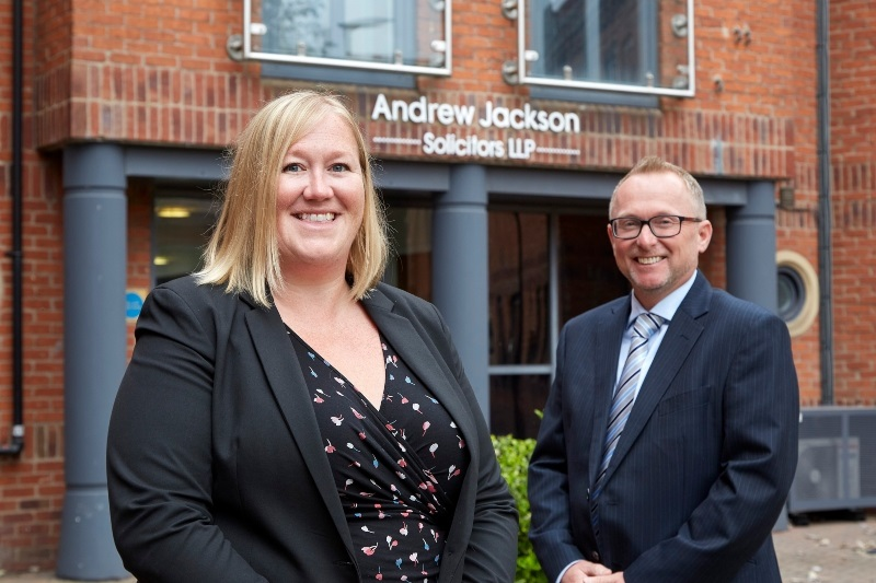 Andrew Jackson announces key partner appointment – IP and commercial specialist, Katy Hansom, returns to the corporate team